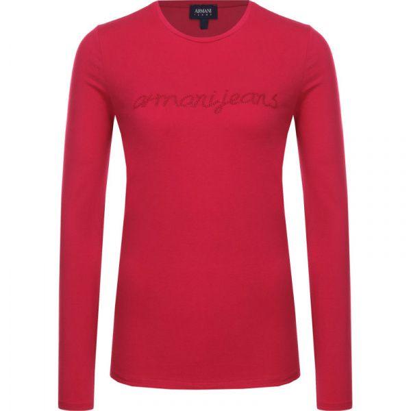 Купить Реглан женские модель AY2339, Armani Jeans, Красный