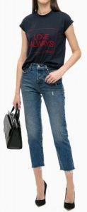 Футболка женские Armani Jeans модель AY2341 цена, 2017