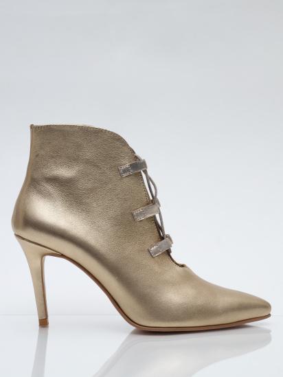 Черевики  жіночі Nazary Amanda-gold розміри взуття, 2017