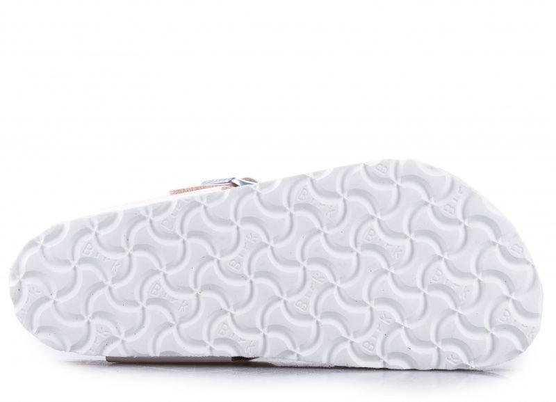 Шльопанці  жіночі Birkenstock Gizeh Fringe 1006508 ціна взуття, 2017