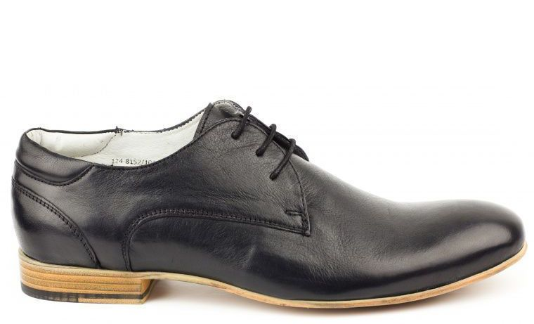 Полуботинки мужские Braska BR1173 размерная сетка обуви, 2017