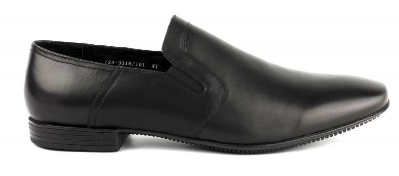 Туфли для мужчин Braska BR1194 примерка, 2017