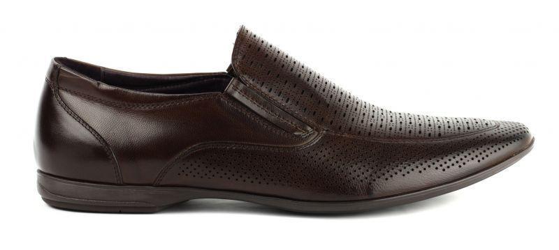 Купить Туфли мужские Braska BR1207, Коричневый