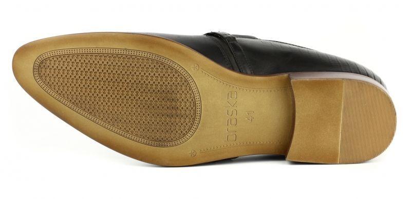 Туфли для мужчин Braska BR1208 размерная сетка обуви, 2017