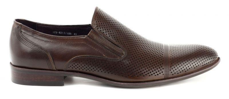 BRASKA Туфли  модель BR1211, фото, intertop