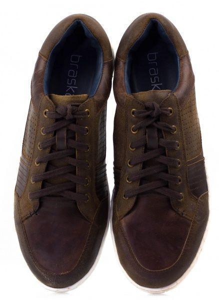 Полуботинки для мужчин BRASKA BR1241 размерная сетка обуви, 2017