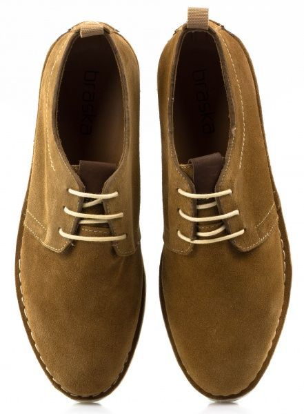Полуботинки для мужчин Braska BR1245 размерная сетка обуви, 2017