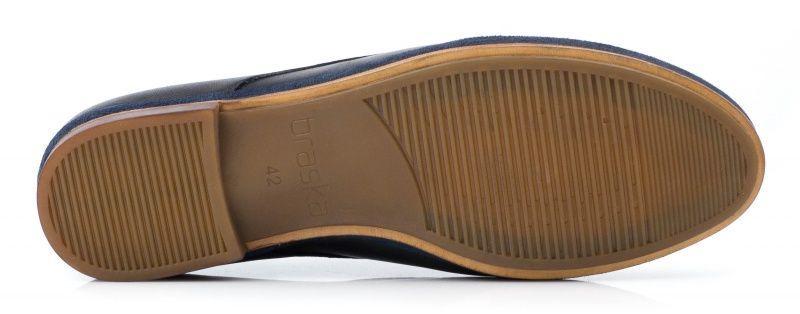 Туфли для мужчин Braska BR1252 размерная сетка обуви, 2017