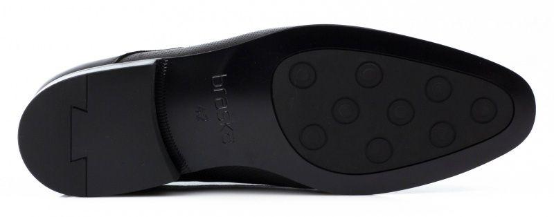 BRASKA Туфли  модель BR1262, фото, intertop