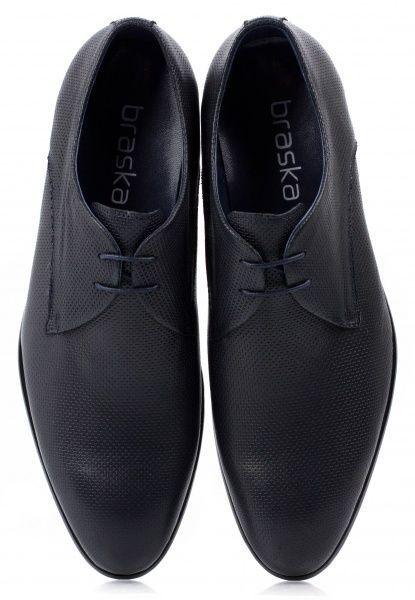 Туфли для мужчин Braska BR1265 купить обувь, 2017