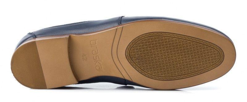 Туфли для мужчин Braska BR1269 размерная сетка обуви, 2017
