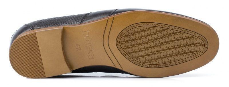 BRASKA Туфли  модель BR1270, фото, intertop