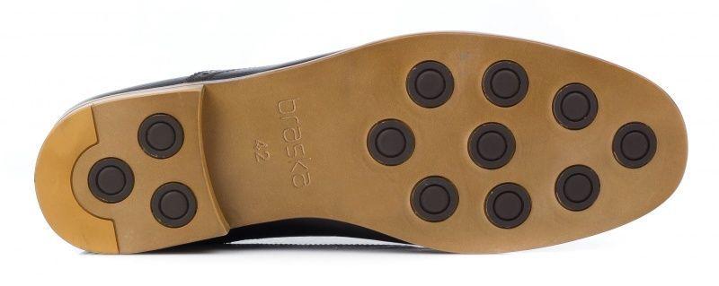 Туфли для мужчин Braska BR1272 размерная сетка обуви, 2017