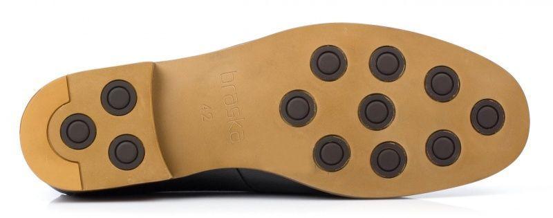 Туфли для мужчин Braska BR1276 размерная сетка обуви, 2017