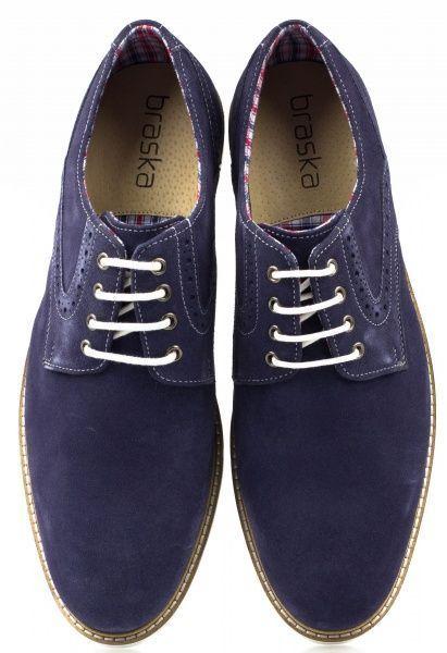 Туфли для мужчин BRASKA BR1278 размеры обуви, 2017