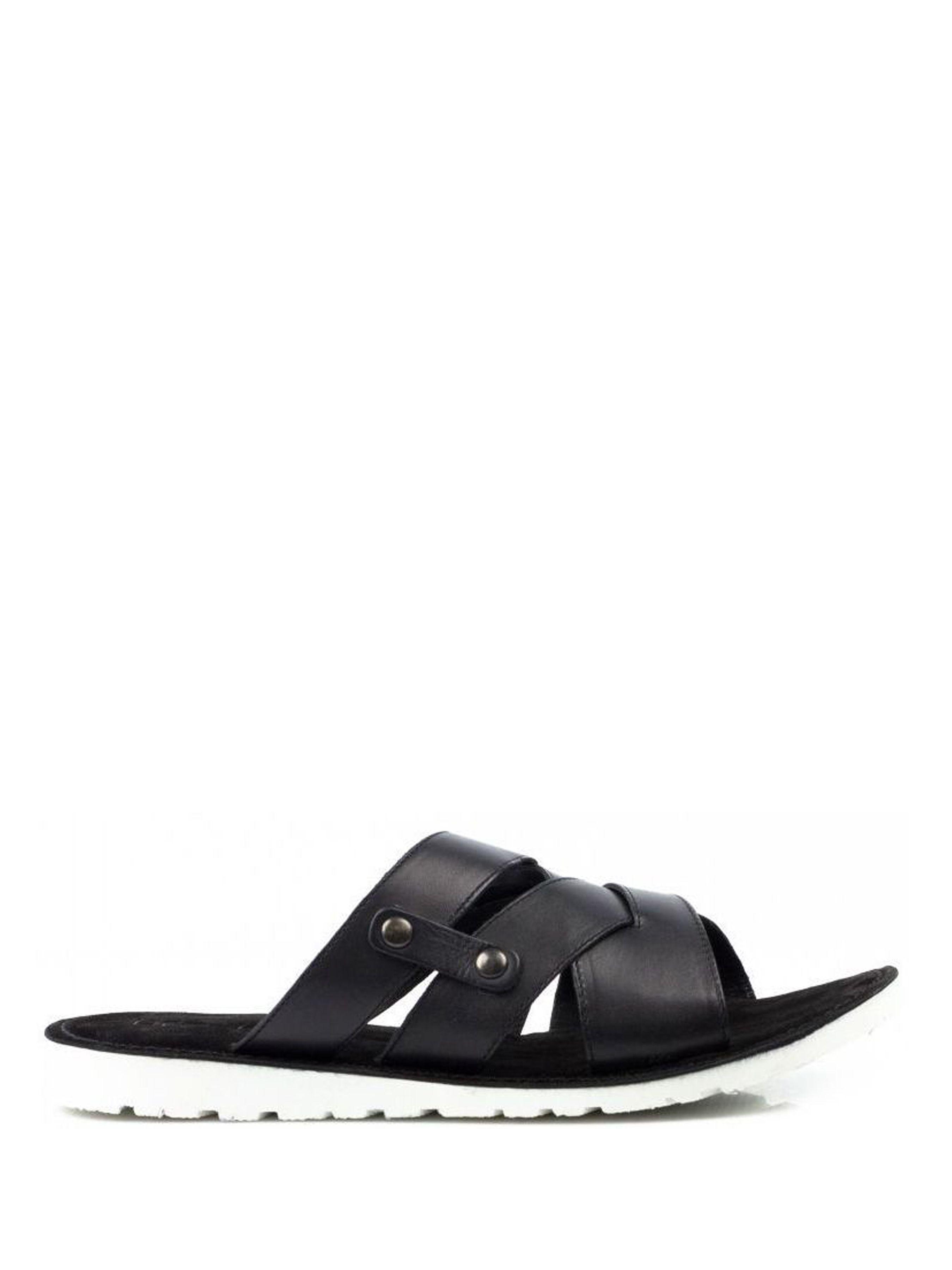 Шлёпанцы для мужчин Braska BR1288 размерная сетка обуви, 2017