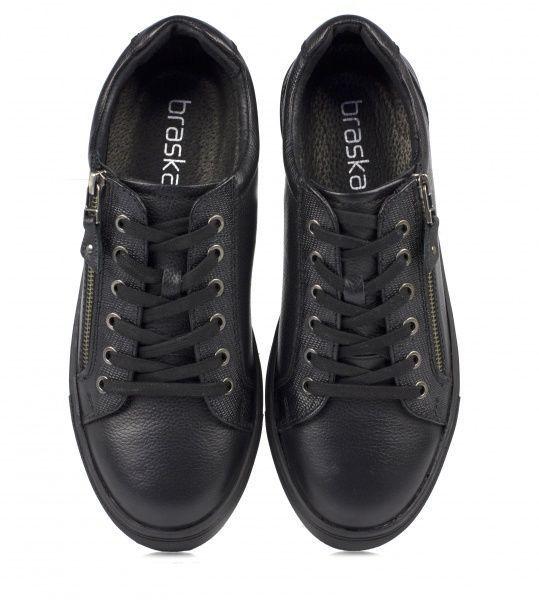 Полуботинки для мужчин Braska BR1298 брендовая обувь, 2017
