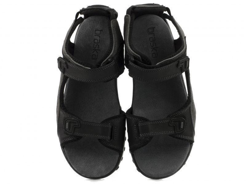 Сандалии мужские Braska BR1373 размерная сетка обуви, 2017