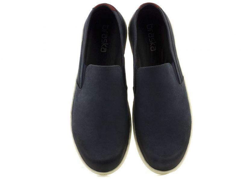 Cлипоны для мужчин Braska BR1391 размеры обуви, 2017