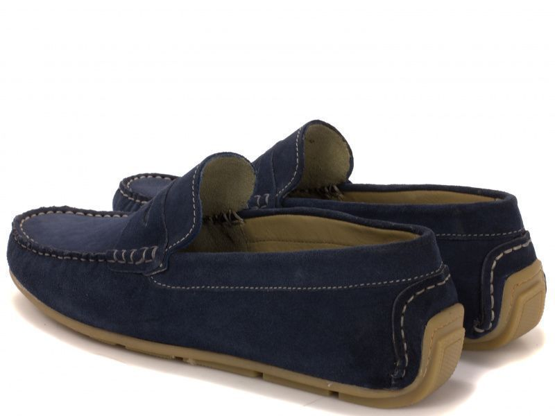 Мокасины мужские Braska BR1394 размерная сетка обуви, 2017