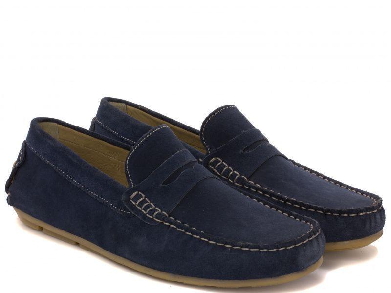 Купить Мокасины для мужчин Braska BR1394, Синий