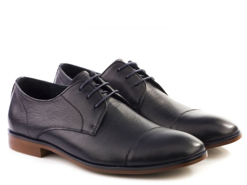Полуботинки мужские Braska BR1415 размерная сетка обуви, 2017