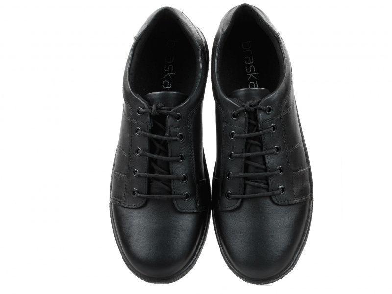 Полуботинки для мужчин Braska BR1431 брендовая обувь, 2017