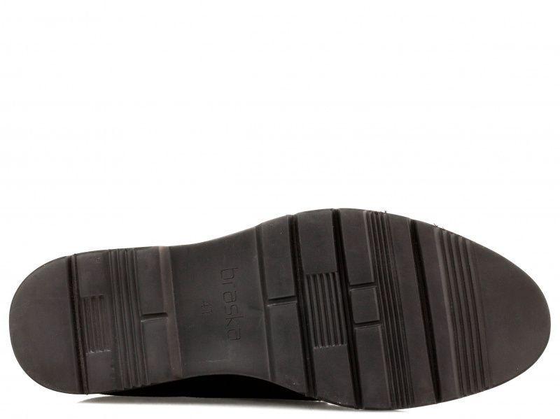 Полуботинки для мужчин Braska BR1447 брендовая обувь, 2017