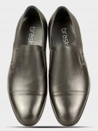 Туфли для мужчин Braska BR1495 размерная сетка обуви, 2017