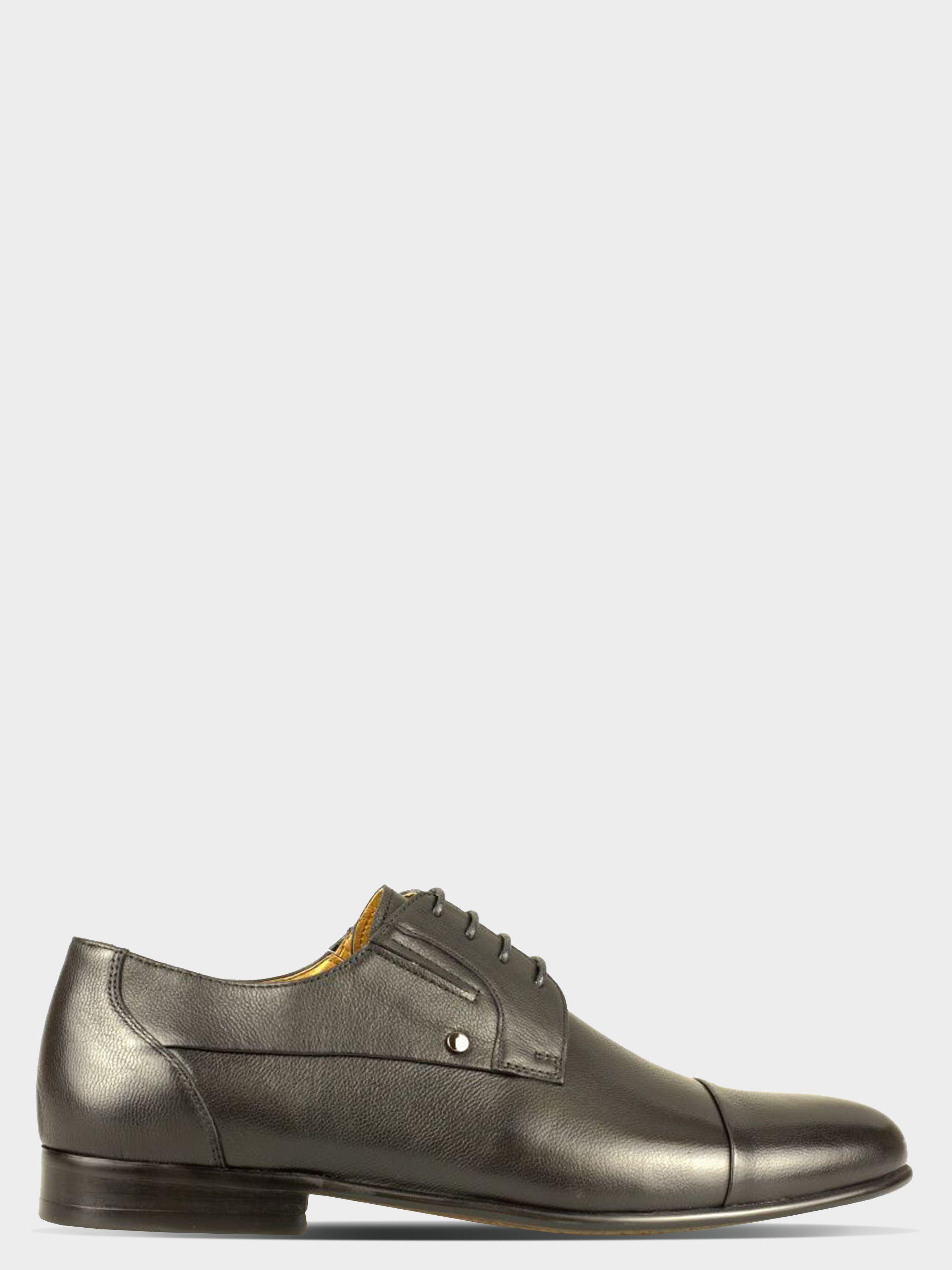 Купить Туфли мужские Braska BR1497, Черный