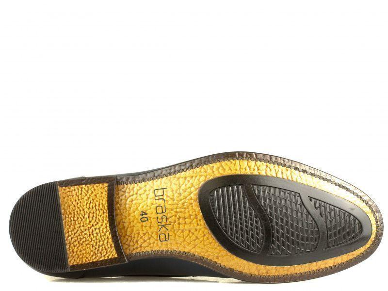 Туфли для мужчин Braska BR1498 размерная сетка обуви, 2017