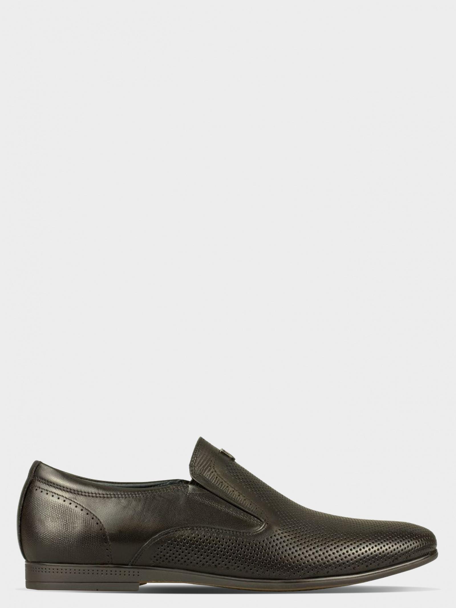 Туфли для мужчин Braska BR1500 примерка, 2017