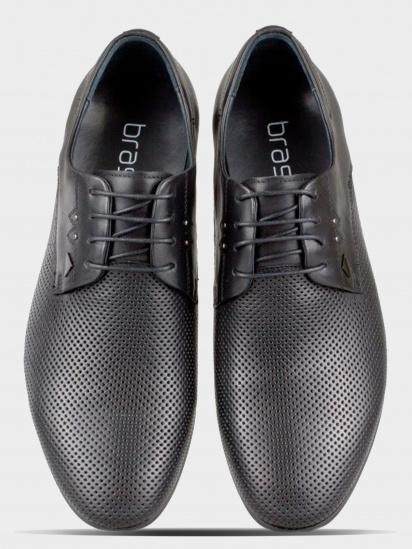 Туфли для мужчин Braska BR1501 размерная сетка обуви, 2017