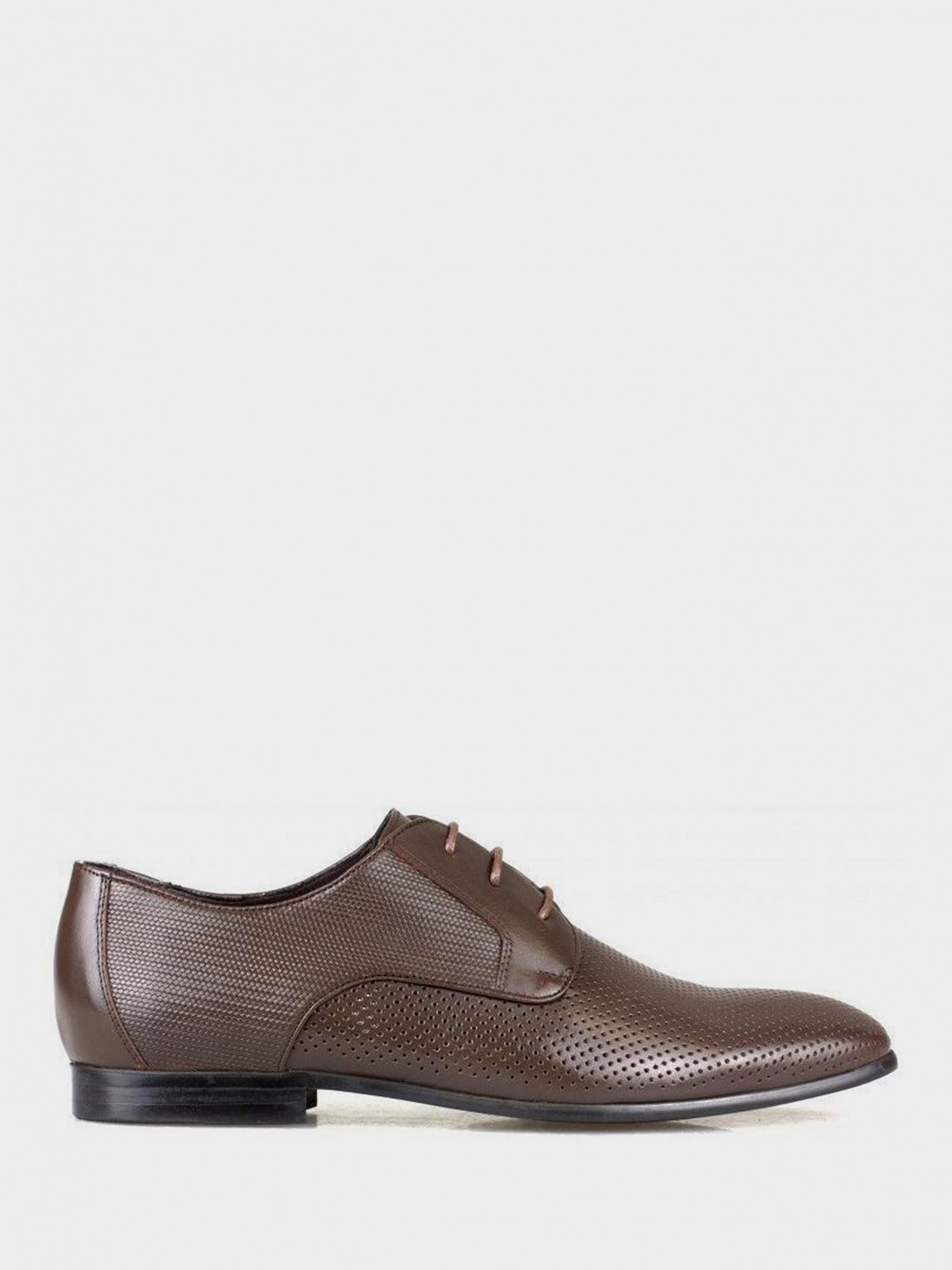 Туфли мужские Braska BR1511 цена обуви, 2017