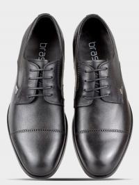 Туфли для мужчин Braska BR1514 размерная сетка обуви, 2017