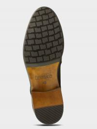 Туфли для мужчин Braska BR1518 брендовые, 2017