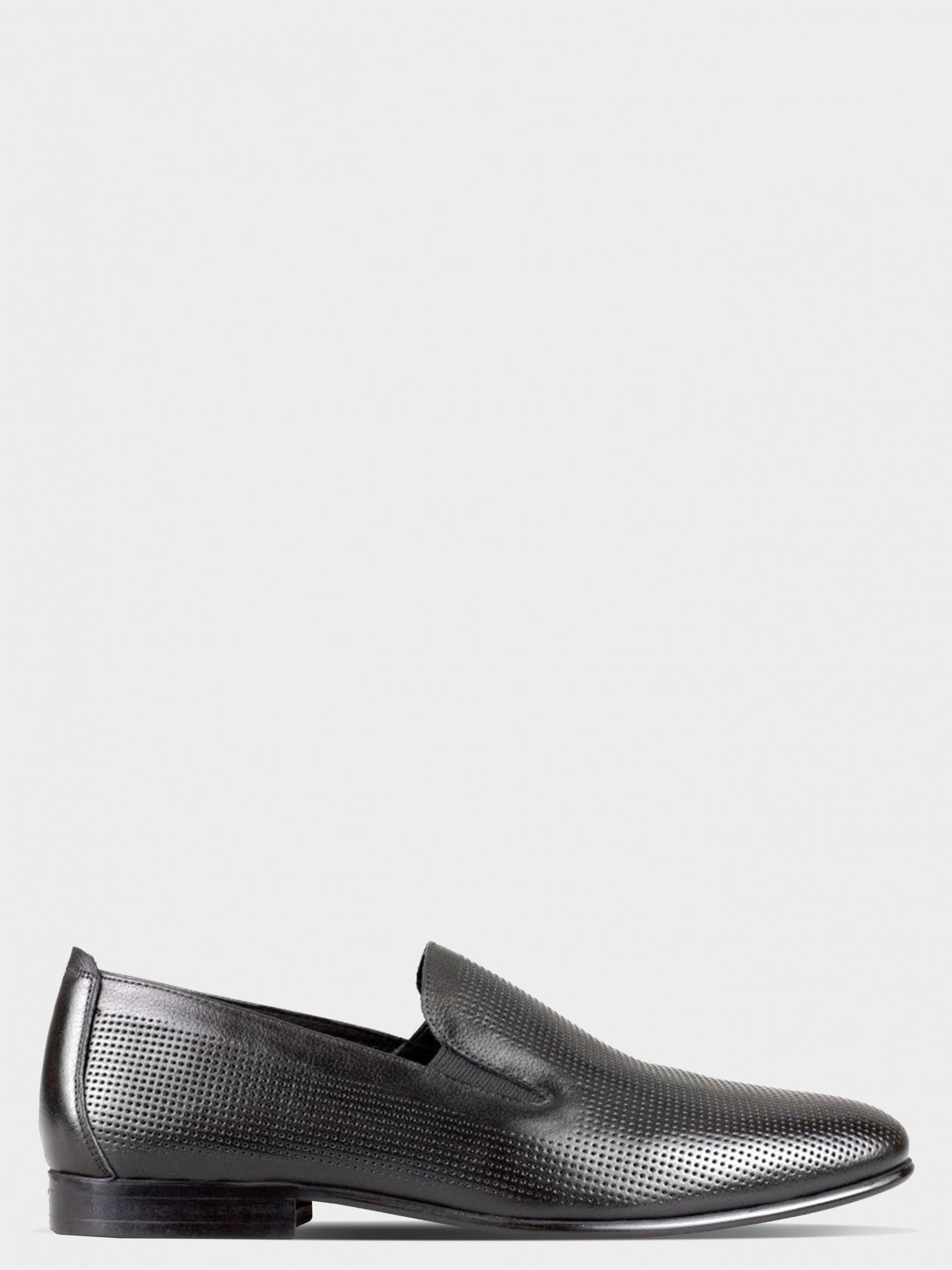 Туфли для мужчин Braska BR1520 примерка, 2017
