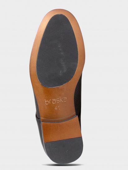 Туфли для мужчин Braska BR1533 размерная сетка обуви, 2017