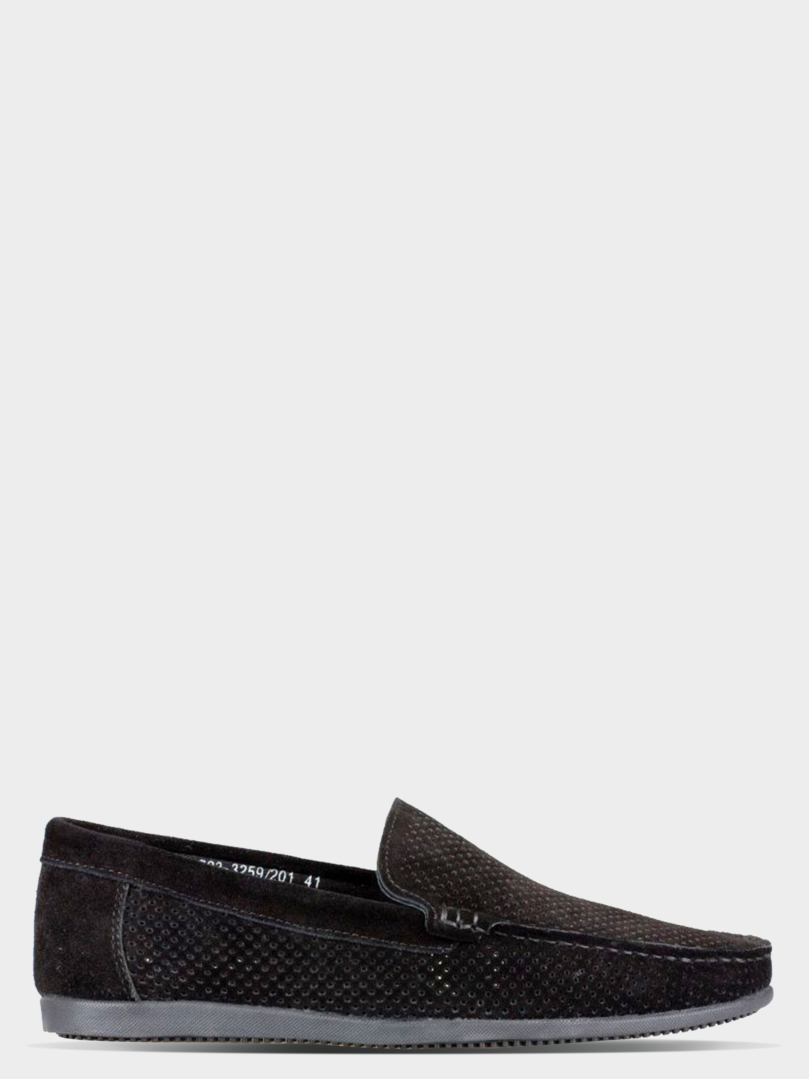 Мокасины для мужчин Braska BR1539 размерная сетка обуви, 2017