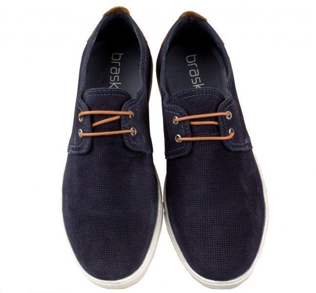 Мокасины мужские Braska BR1544 размерная сетка обуви, 2017