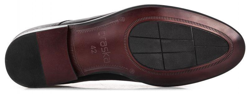 Полуботинки для мужчин Braska BR1598 модная обувь, 2017
