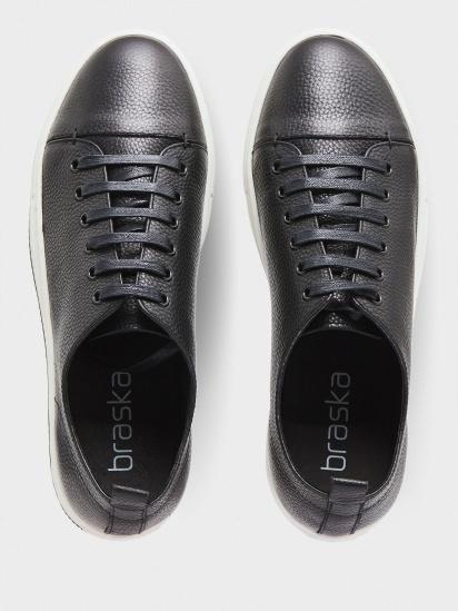Кеды для мужчин Braska 224-1824/101 модная обувь, 2017