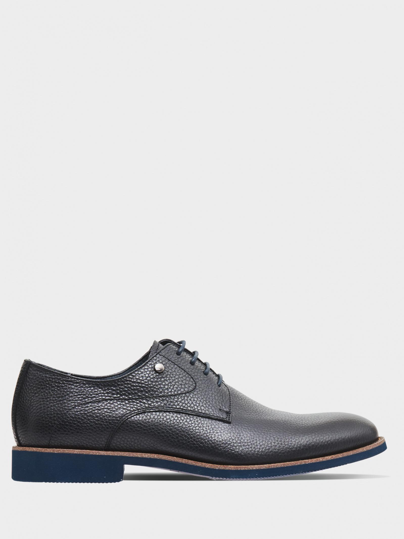 Туфли мужские Braska 224-1936/109 размерная сетка обуви, 2017