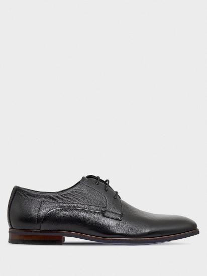 Туфли мужские Braska 224-2010/101 размерная сетка обуви, 2017