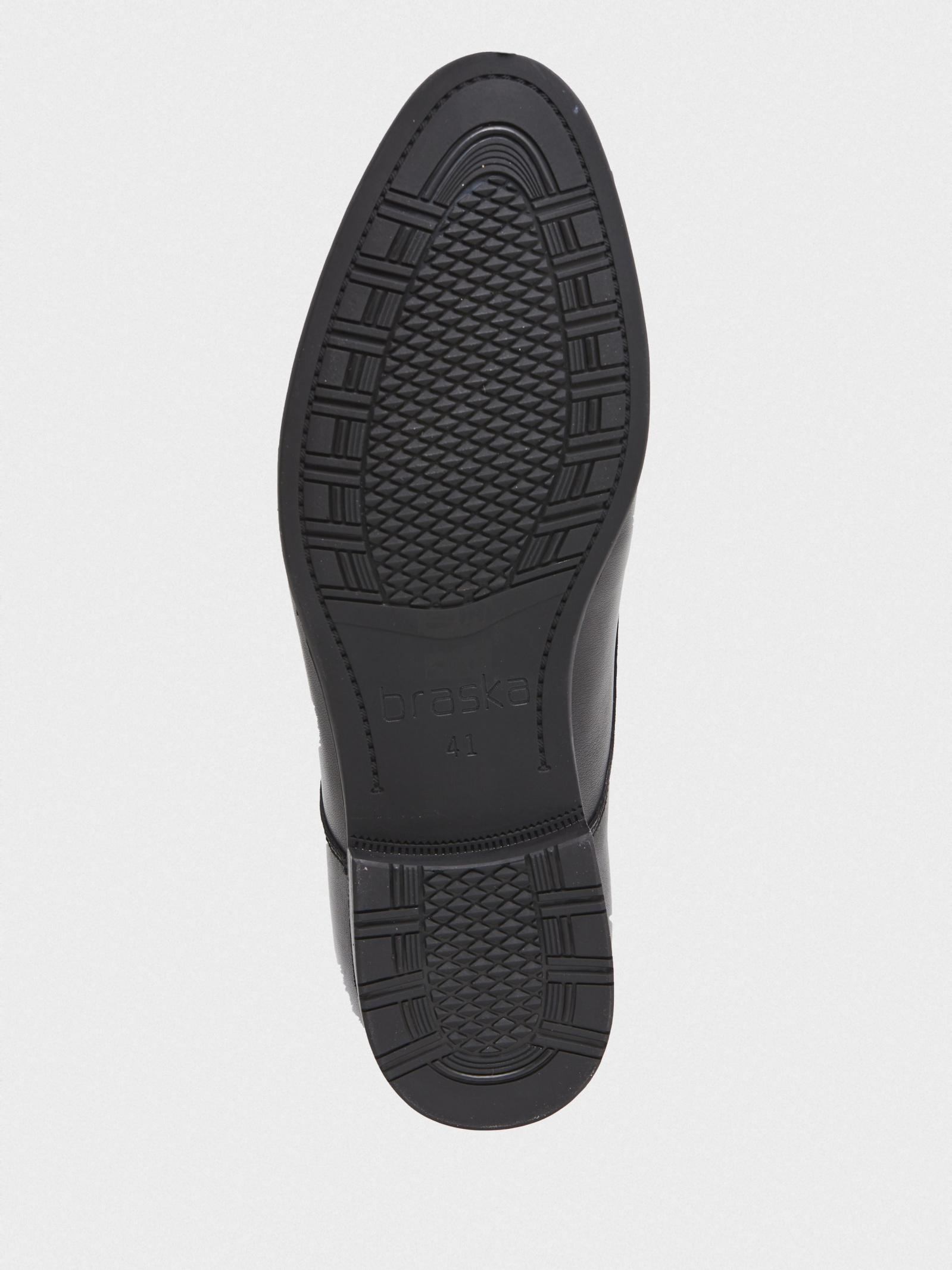 Туфли для мужчин Braska 224-1963/101 модная обувь, 2017