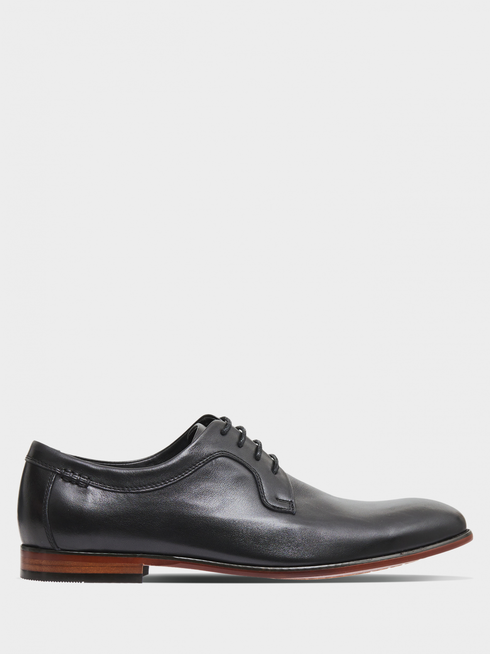 Туфли мужские Braska 224-2590/101 размерная сетка обуви, 2017