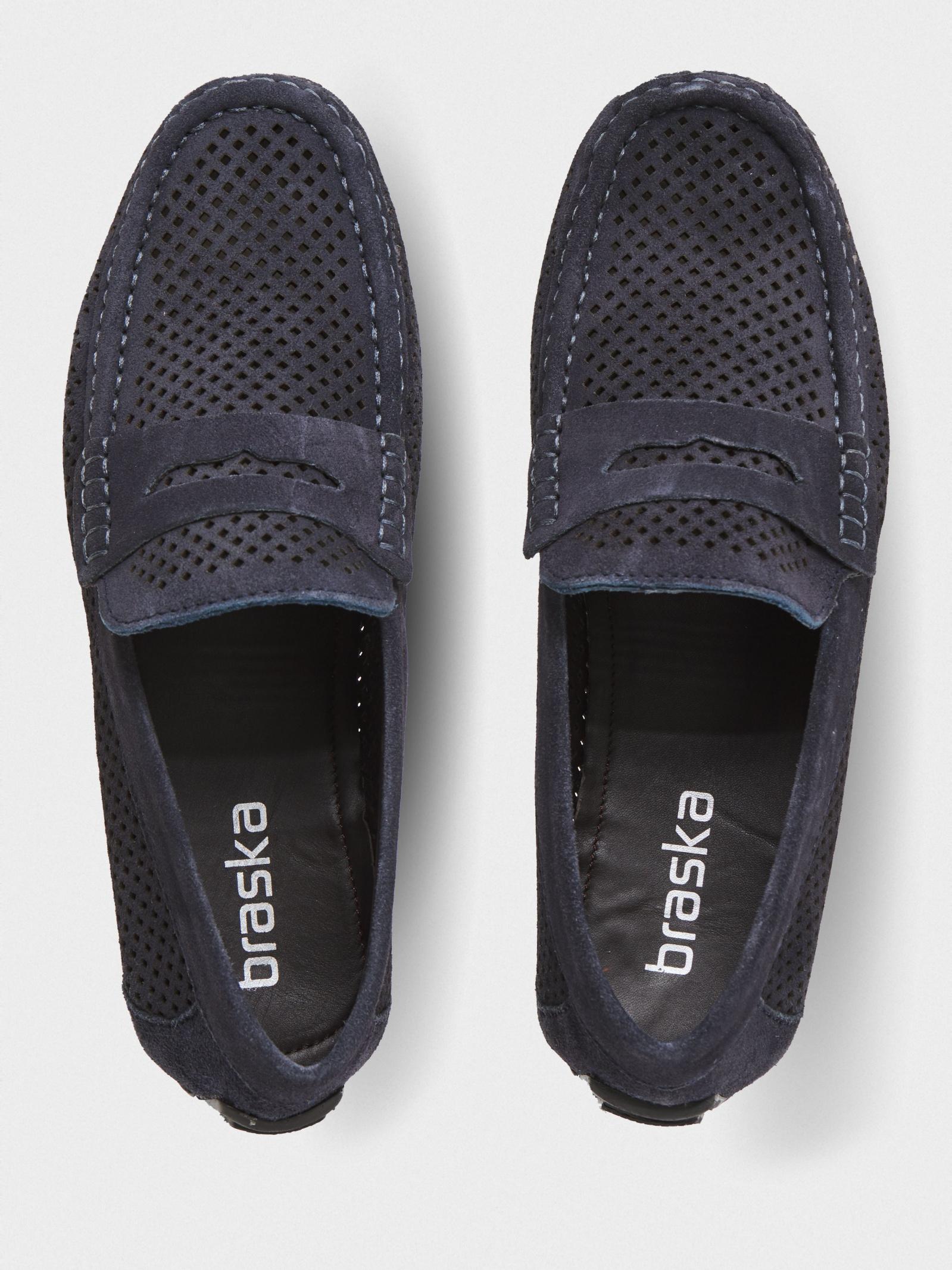 Мокасины для мужчин Braska 223-2277/209 размеры обуви, 2017