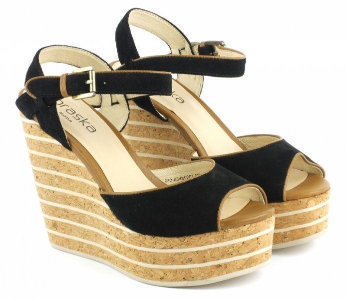 Босоножки для женщин Braska BS1978 размеры обуви, 2017