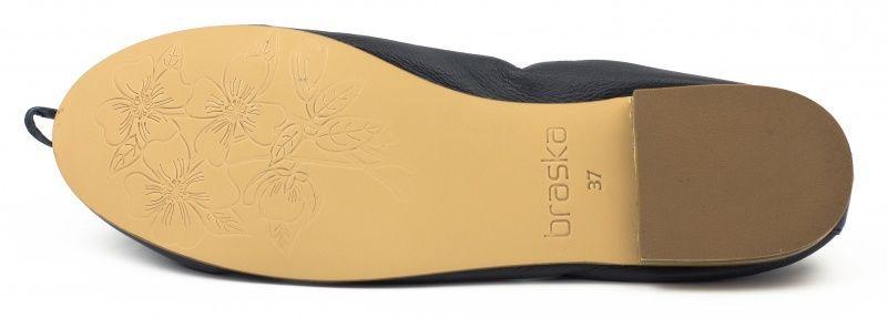 Балетки женские Braska BS2243 брендовые, 2017