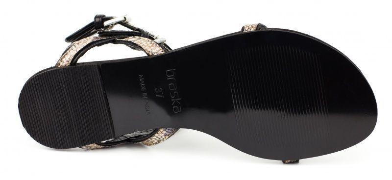 Сандалии женские Braska BS2257 размерная сетка обуви, 2017